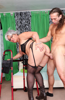 Horny Grannies Love To Fuck #12 Picture